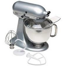 Artisan Series Stand Mixer Metallic Chrome