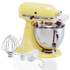 Artisan Series Stand Mixer Majestic Yellow