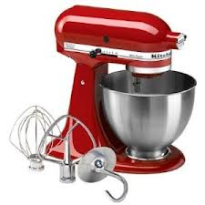 Artisan Series Stand Mixer Empire Red