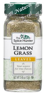 Spice Hunter Lemon Grass .45 oz.