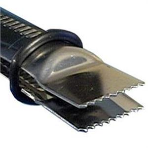 PME Serrated Straight Line Crimper