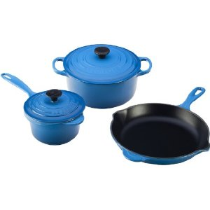Le Creuset 5-Pc. Essentials Cookware Set
