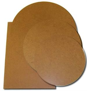 TBK Masonite Cake Boards