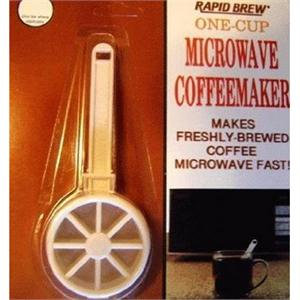 One-Cup Microwave Coffee/Tea Maker