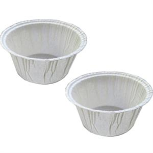 TBK Mini Souffle Siliconized Paper Baking Cups 36 Count
