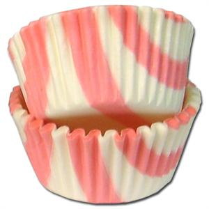 Pink Zebra Mini #5 Baking & Candy Cup