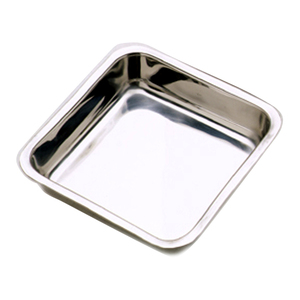 Norpro Stainless Steel 8 Inch Square Cake Pan