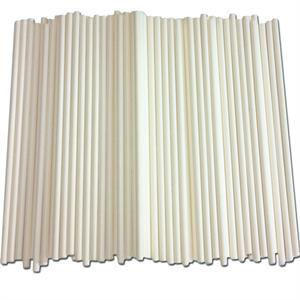 White Paper Sucker Sticks