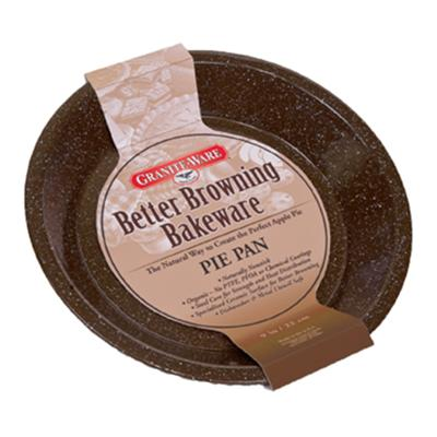 Granite-Ware Enameled Steel 9 inch Pie Pan