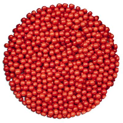 TBK 4mm Red Edible Pearls