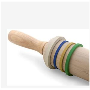 Harold Imports Rubber Rolling Pin Rings