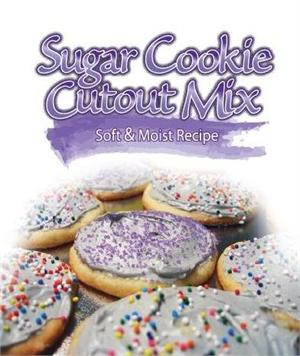 Gluten Free Sugar Cookie Cutout Mix