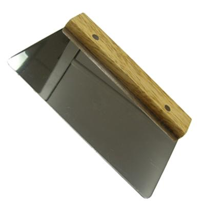 Norpro Wood Handle Chopper-Scraper