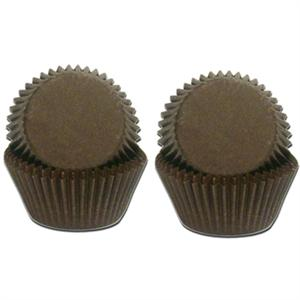 Brown Small Baking Cups