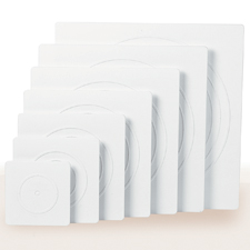 Wilton Decorator Preferred Square White Separator Plates