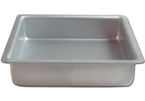 Fat Daddio's Square Cake Pans - 2 inches Deep