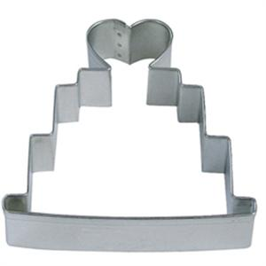 TBK Wedding Cake  Cookie Cutter