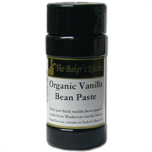 TBK Organic Vanilla Bean Paste 4 oz.