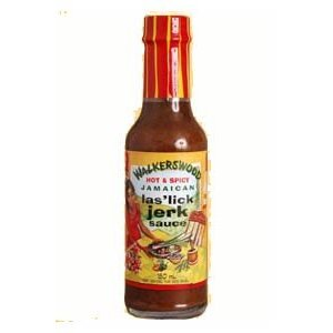 Walkerswood Hot & Spicy Jamaican Jerk Hot Sauce 5 oz.