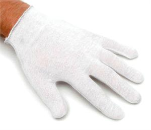 CK Products White Cotton Gloves