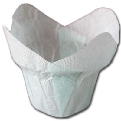 TBK White Lotus Baking Cups