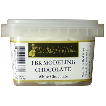 TBK Modeling Chocolate - White Chocolate