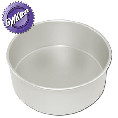 Wilton Decorator Preferred 3 Inch Deep Round Cake Pans