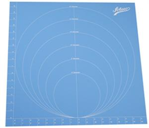 Ateco Silicone Fondant Work Mat 24in X 24in