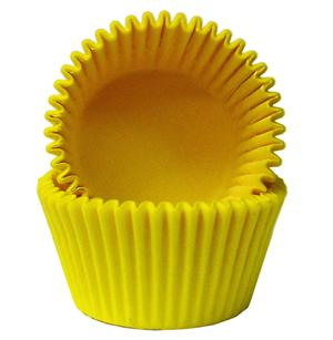 TBK Yellow Baking Cups
