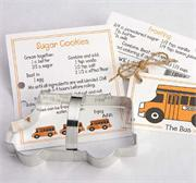 Ann Clark School Bus Cookie Cutter