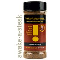 Instant Gourmet Awake-A-Steak Seasoning