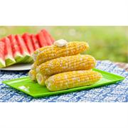 Hutzler Corn Serving Platter