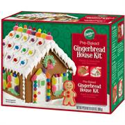 Wilton Pre-Baked Gingerbread House Kit