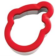 Wilton Santa Comfort Grip Cookie Cutter