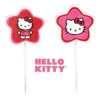 Wilton Hello Kitty Fun Pix, Set of 24
