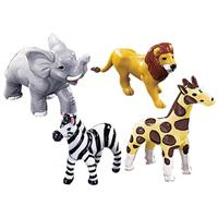 Wilton Jungle Animals Cake Topper