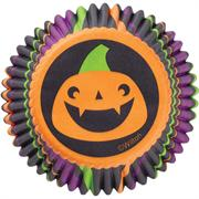 Wilton Spooky Pop Pumpkin Standard Baking Cups