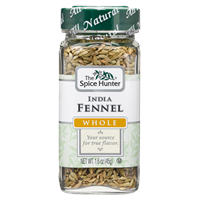 Spice Hunter India Fennel 1.6 oz.