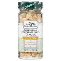 Spice Hunter Australian Crystallized Ginger 2.5 oz.