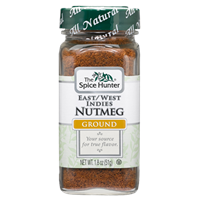 Spice Hunter Ground Nutmeg 1.8 oz.