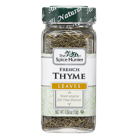 Spice Hunter French Thyme Leaves .69 oz.