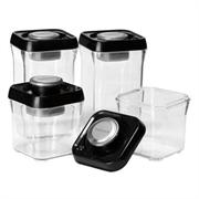 Cuisinart FreshEdge Vacuum-Seal 8-Piece Food Storage System