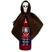 Ass Reaper Hot Sauce w/ Skull Cap & Cape, 5 Ounce