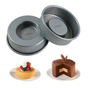 Wilton Mini Tasty-Fill Cake Pan Set