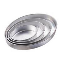 Wilton Performance Oval Cake Pan Set, 2 Inch Deep