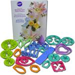 Wilton 26 Piece Gum Paste Flower Cutter Set