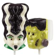 Wilton Halloween Mask Marshmallow Candy Mold