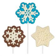 Wilton Snowflake Large Lollipop Mold