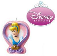 Wilton Disney Princess Cinderella Birthday Candle