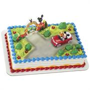 Decopac Mickey Mouse With Pluto Car Cake Kit
